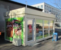 Mobilní pekárna - Opava