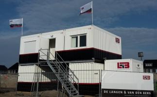 Kontejnerová sestava - Holandsko