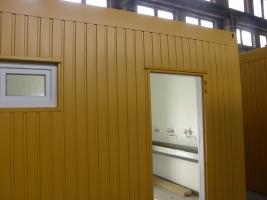 Sanitární kontejner - nerezové provedení