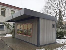Prodejní stránek, Ostrava