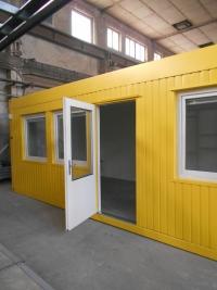 Kancelářský kontejner, Kladno
