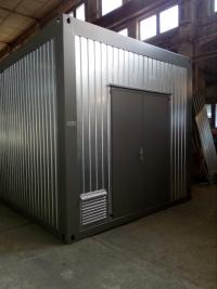 Technologický kontejner