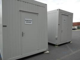 Technologické kontejnery, Mikulov