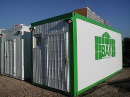 Základní obytné kontejnery