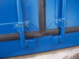 Detaily skladové kontejnery