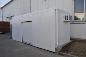 Technologický kontejner - Mělník