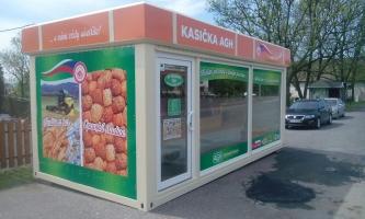 Mobilní pekárny